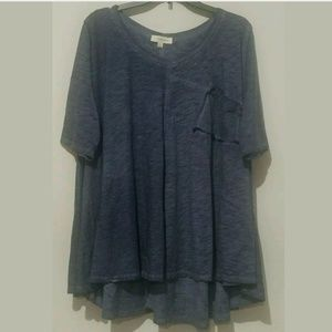 Umgee Women's Top Blouse Size 1X